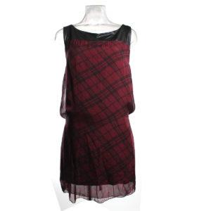 Abito Corto color Rosso da Donna di Yes Zee stocchisti stock grossisti ingrosso abbigliamento firmato donna uomo accessori firmati grandi firme emilia romagna