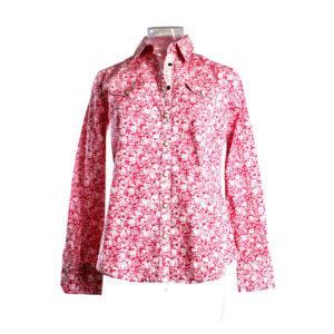 Camicia a Fantasia Floreale di Yes Zee da Donna stocchisti stock grossisti ingrosso abbigliamento firmato donna uomo accessori firmati grandi firme emilia romagna