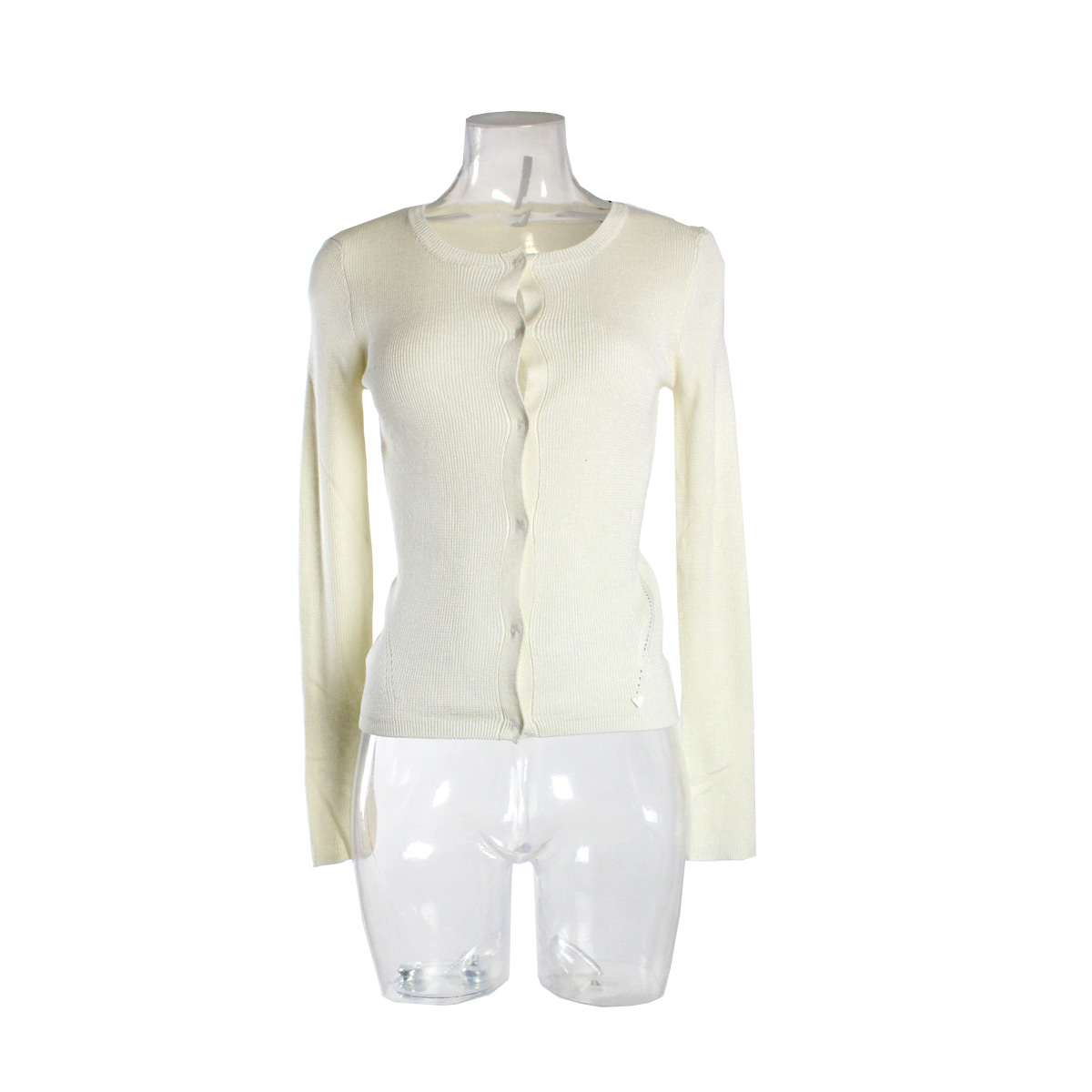the best attitude 51230 083e1 Cardigan GUESS di colore Bianco collezione autunno inverno ...