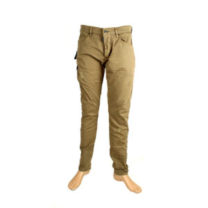 Pantalone ANTONY MORATO di colore Beige collezione autunno inverno prodotto continuativo abbigliamento firmato uomo stock ingrosso grossisti stocchisti