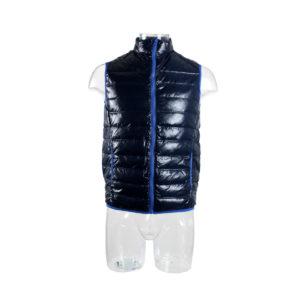 Smanicato da Uomo color Blu di Antony Morato stocchisti stock grossisti ingrosso abbigliamento firmato grandi firme emilia romagna