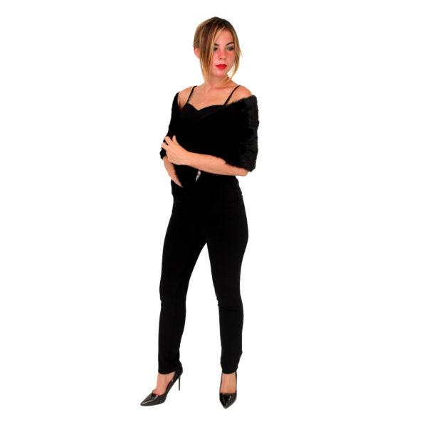 Tuta con pantalone lungo FRACOMINA abbigliamento firmato donna accessori firmati emilia romagna ingrosso vendita abbigliamento stock grossisti stocchisti
