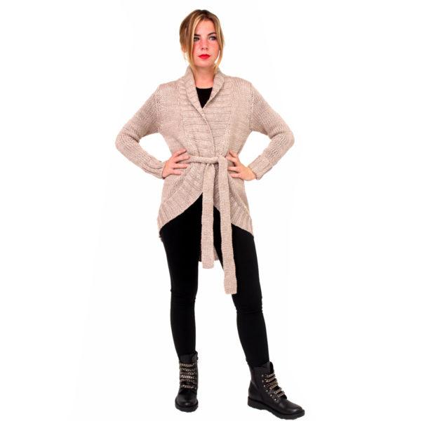 Cardigan beige FRACOMINA abbigliamento firmato donna accessori firmati emilia romagna ingrosso vendita abbigliamento stock grossisti stocchisti