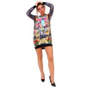 Maxi maglia FRACOMINA abbigliamento firmato donna accessori firmati emilia romagna ingrosso vendita abbigliamento stock grossisti stocchisti
