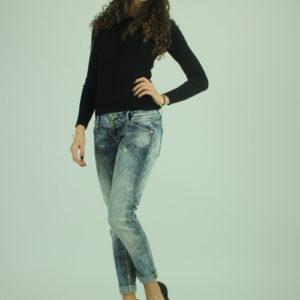 Jeans colore sfumato FRACOMINA abbigliamento firmato donna accessori firmati emilia romagna ingrosso vendita abbigliamento stock grossisti stocchisti