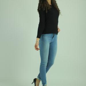 Jeans chiari elastici GUESS abbigliamento firmato donna accessori firmati emilia romagna ingrosso vendita abbigliamento stock grossisti stocchisti