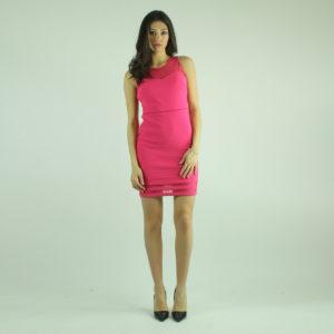Abito colore fucsia GUESS abbigliamento firmato donna accessori firmati emilia romagna ingrosso vendita abbigliamento stock grossisti stocchisti