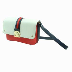 Pochette colore rosso, bianco, blu LIU-JO abbigliamento firmato donna accessori firmati emilia romagna ingrosso vendita abbigliamento stock grossisti stocchisti