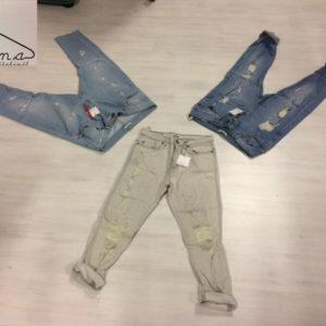 Lotto di Jeans uomo firmati BERNA